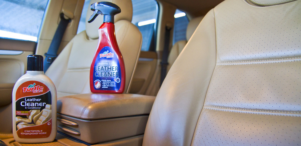 Turtle Wax Leather Cleaner