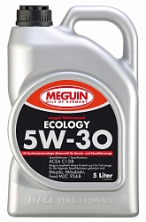 Моторное масло MEGUIN ECOLOGY SAE 5W-30